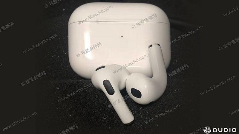 Apple AirPods 3 design
