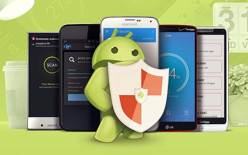 android protection application