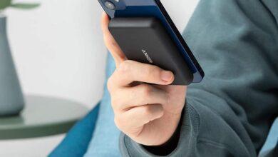 Anker lance une batterie externe Magsafe pour les iPhone 12