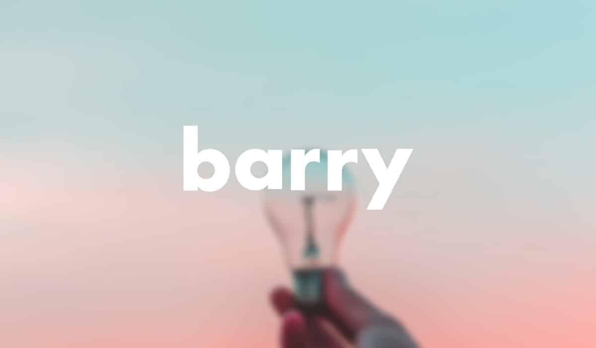 Barry logo