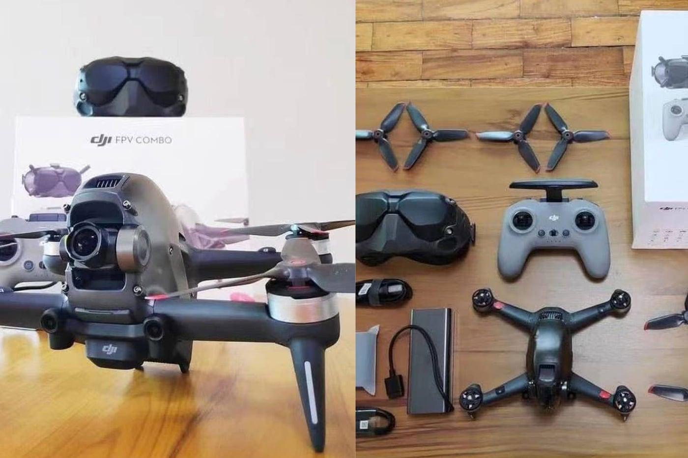 DJI devrait lancer son nouveau drone FPV le 2 Mars !