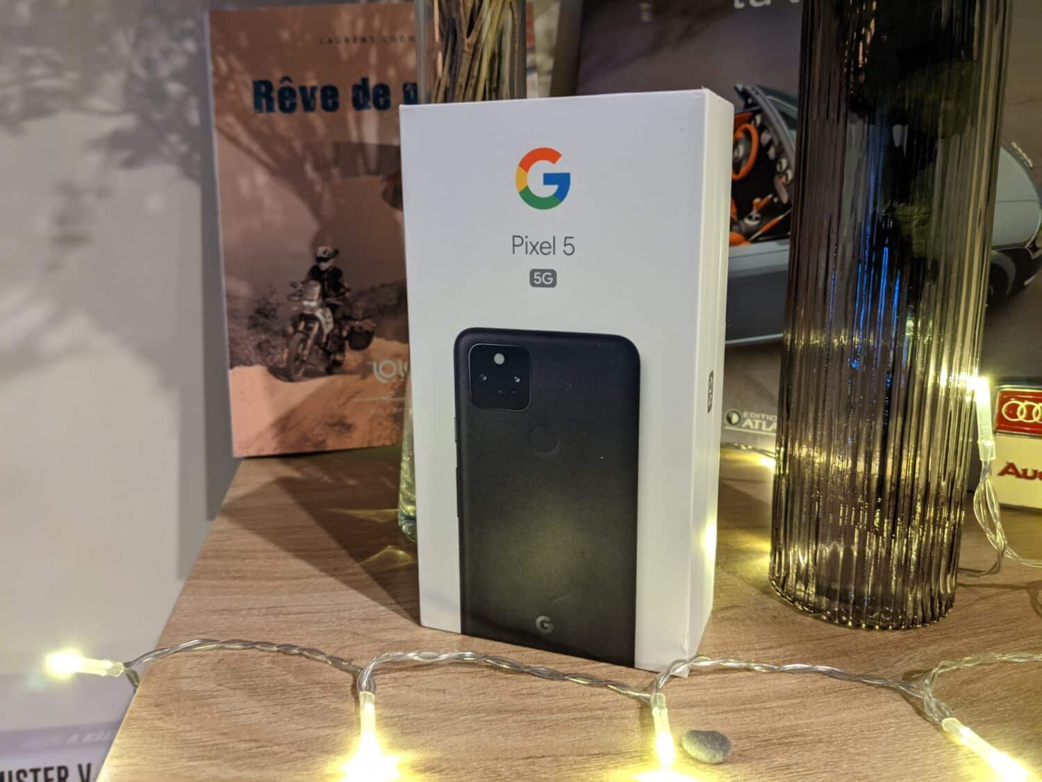 Google Pixel 5 - Packaging