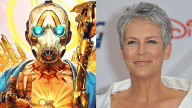 Jamie Lee Curtis dans l'adaptation ciné de Borderlands