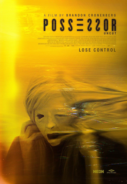 Affiche du film Possessor de Brandon Cronenberg (2020)