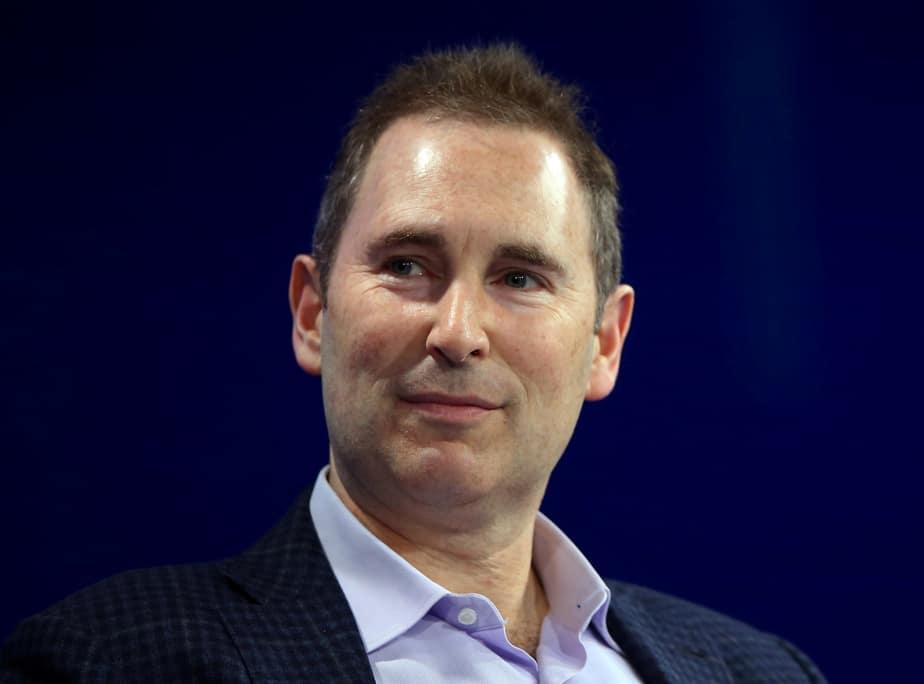 Andy Jassy nouveau PDG d'Amazon