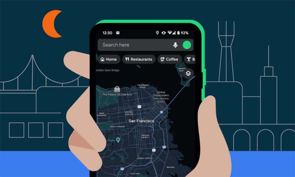 google-maps-mode-sombre-application-GPS