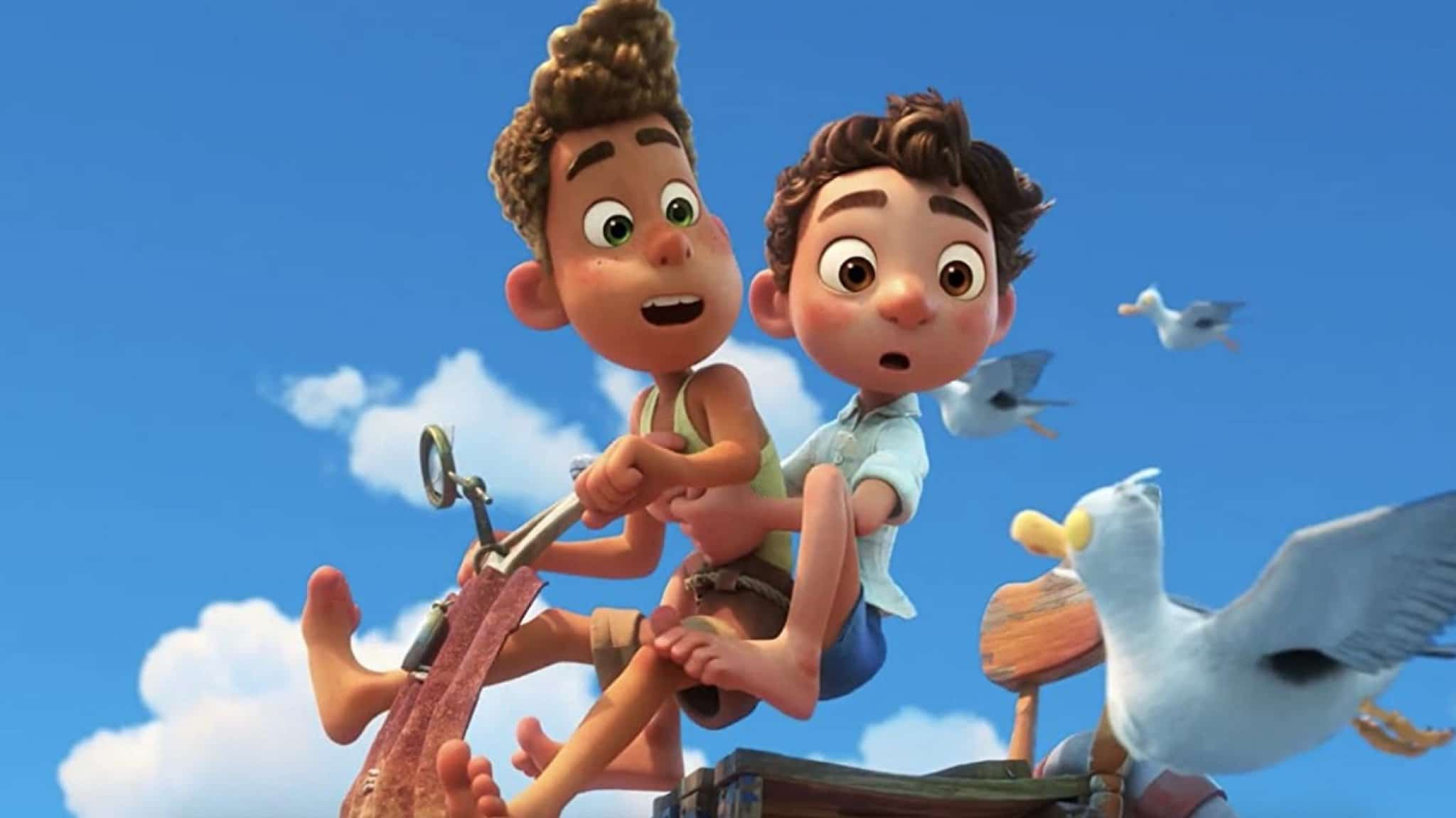 Luca : le nouveau film Pixar se dévoile avec une première bande-annonce