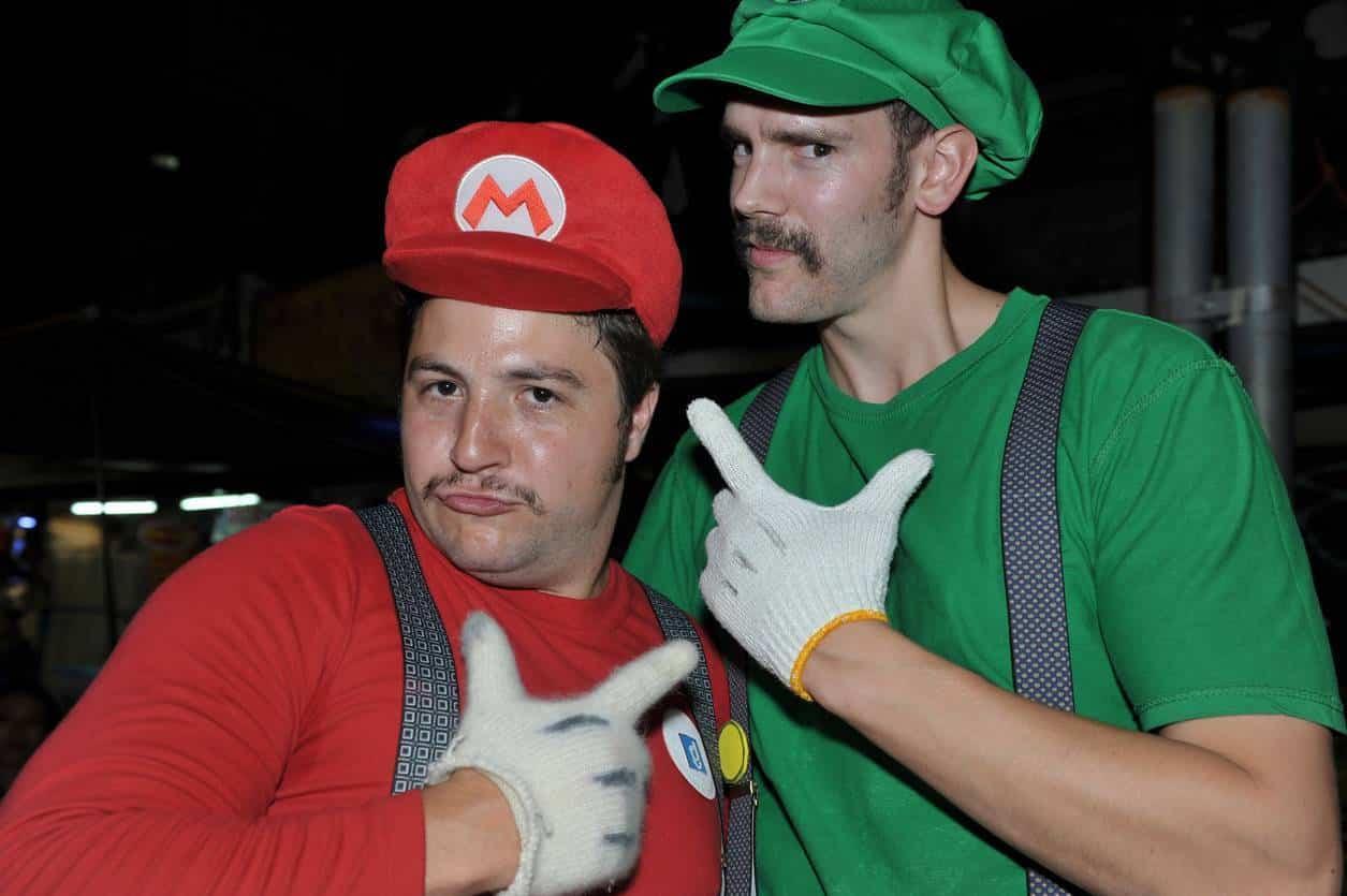 Mario tee-shirt