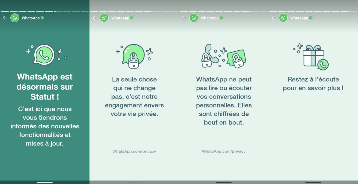 whatsapp-status-vie-privee-messages