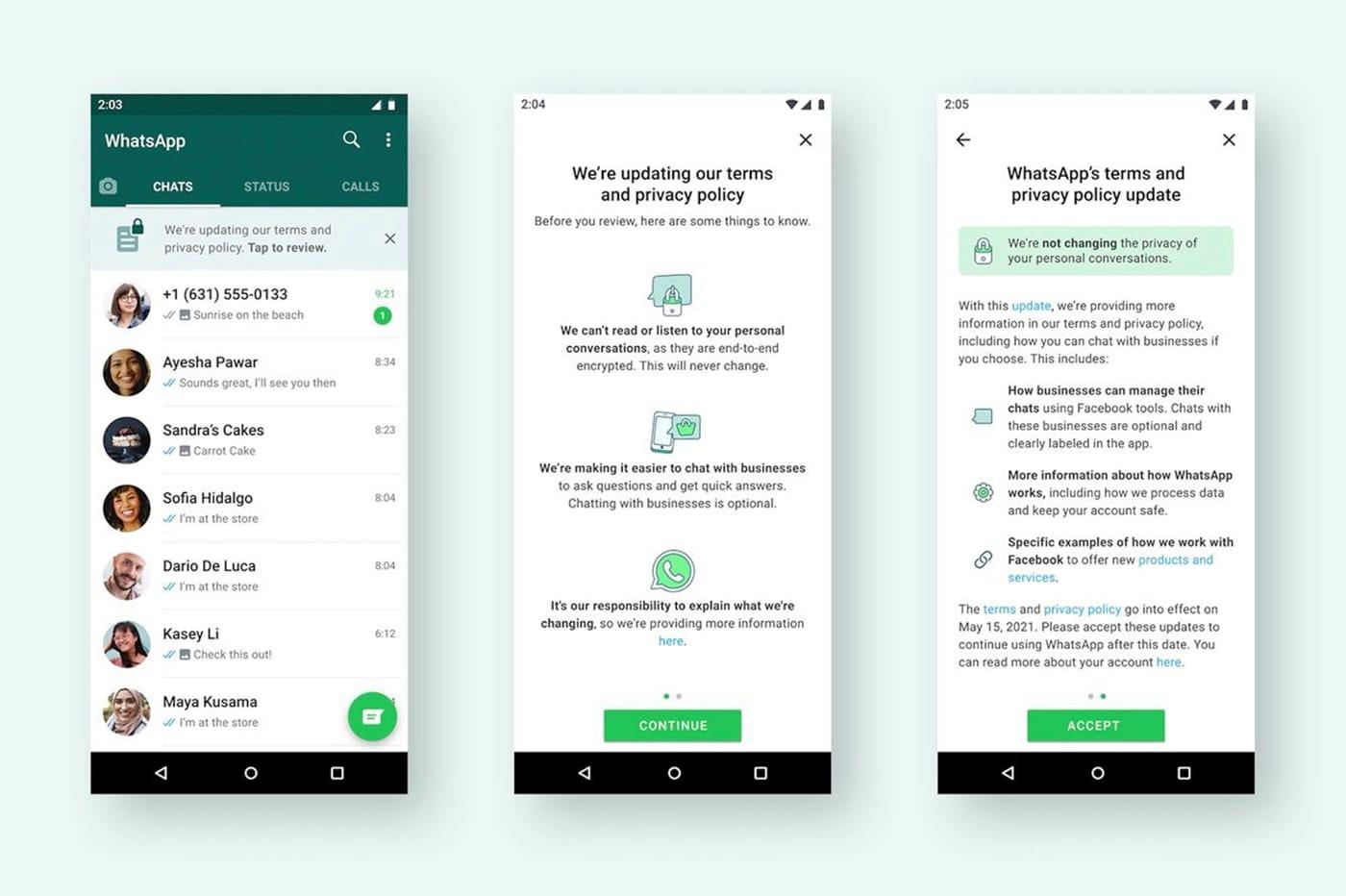 whatsapp-transparence-banniere-informative-politique-confidentialite