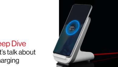 OnePlus 9 Pro : charge sans fil 50W pour une batterie pleine en 43min