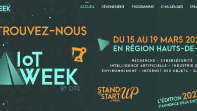 IoT Week : le salon autour du digital