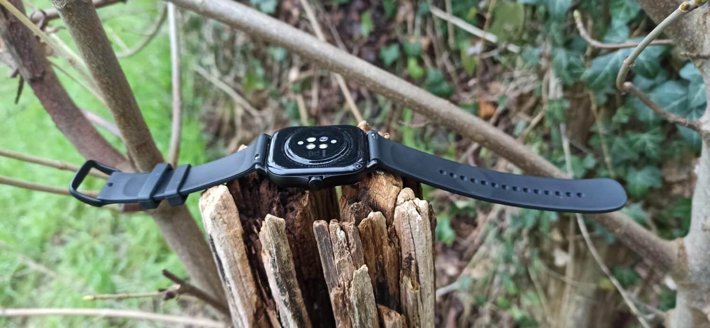 GTS 2 bracelet quick release
