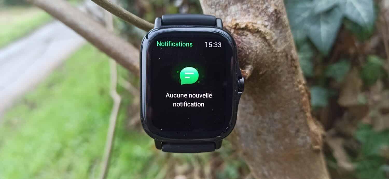 GTS 2 notifications