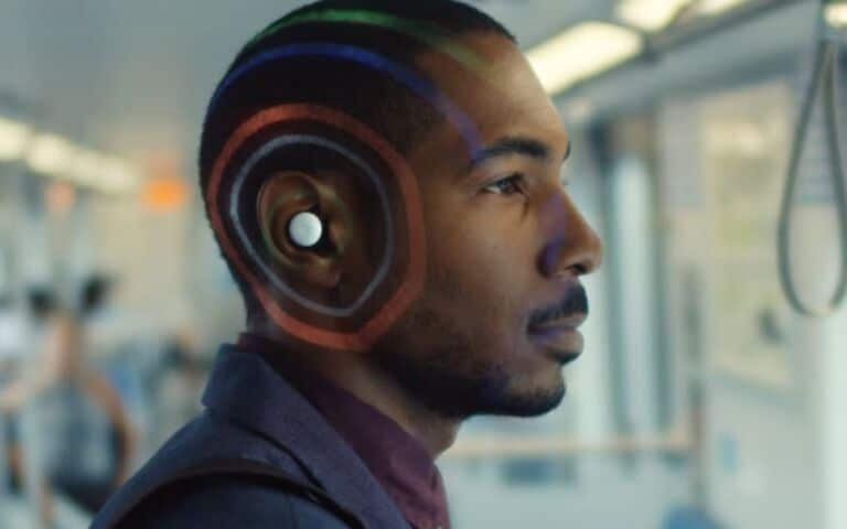 Google écouteurs audition oreille