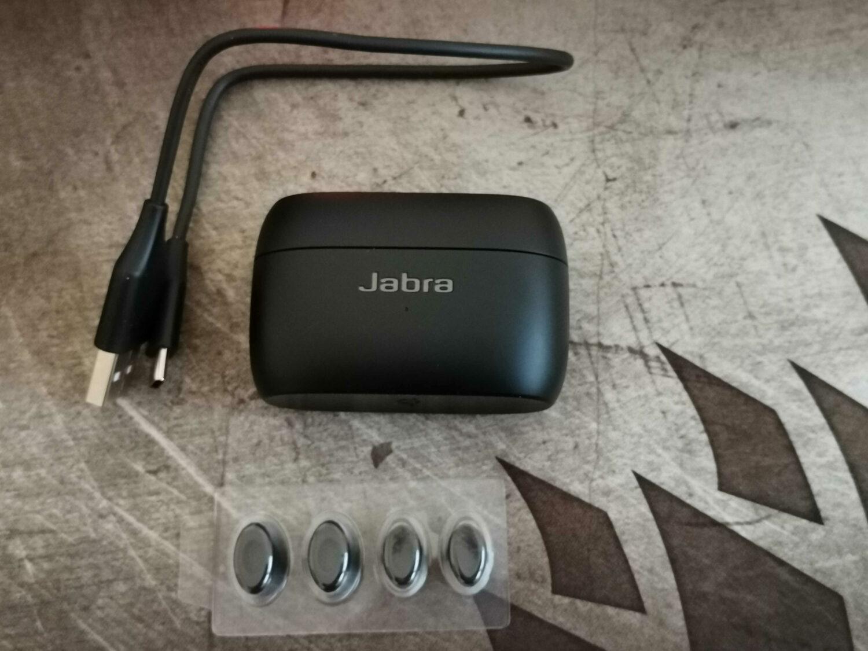 Jabra Elite 85T et accessoires