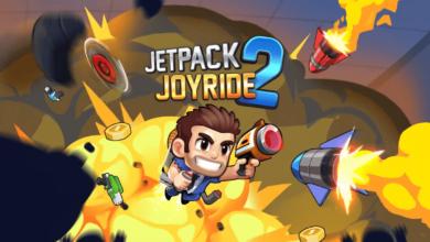 Jetpack Joyride 2 : Halfbrick sort une deuxième version du jeu