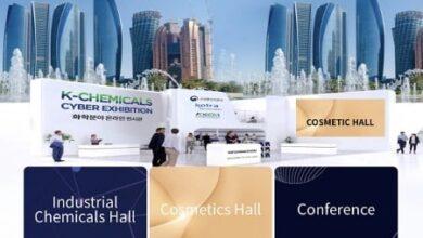 K-Chemicals exhibition