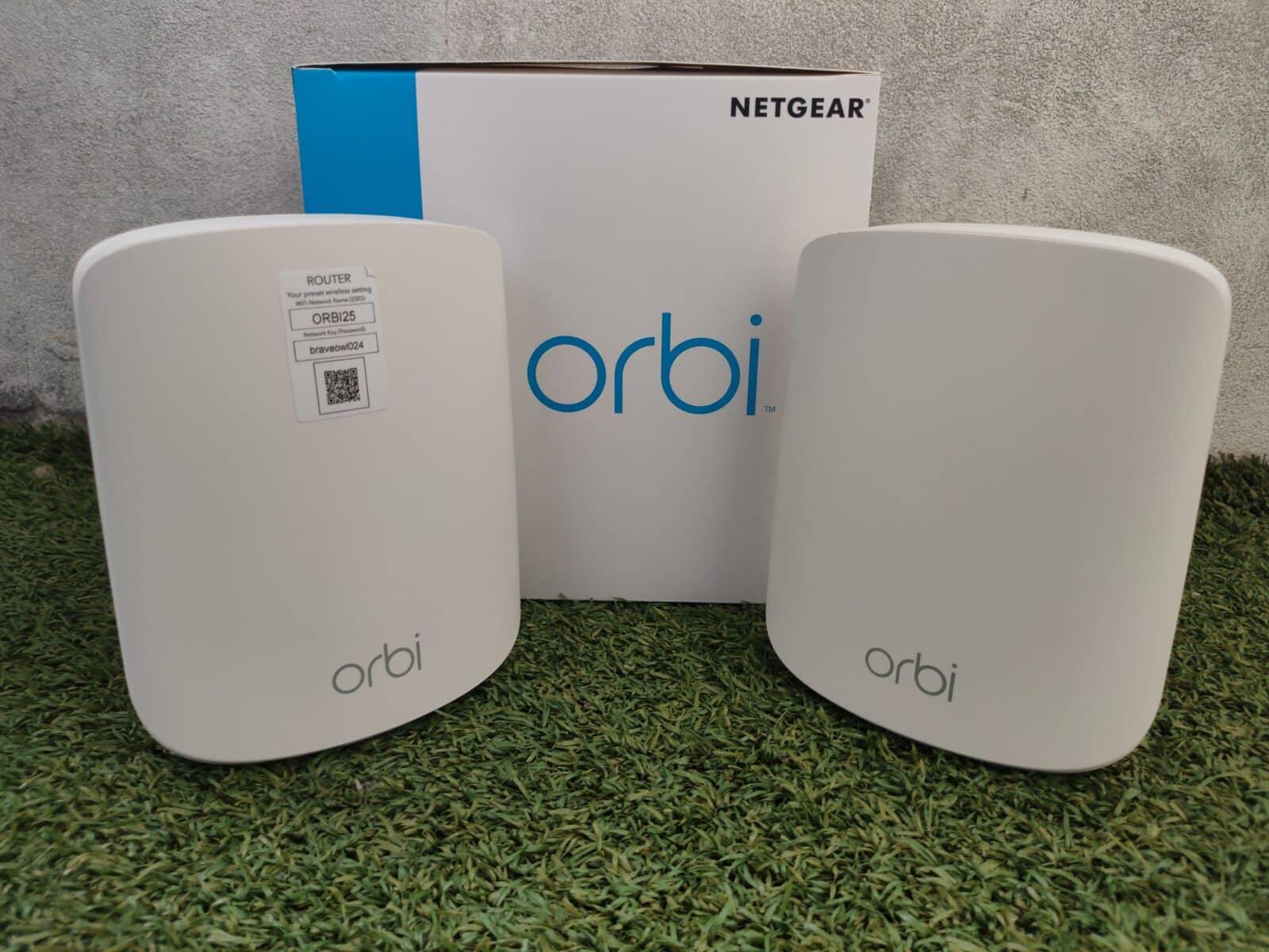 Netgear Orbi Wifi 6 RBK352