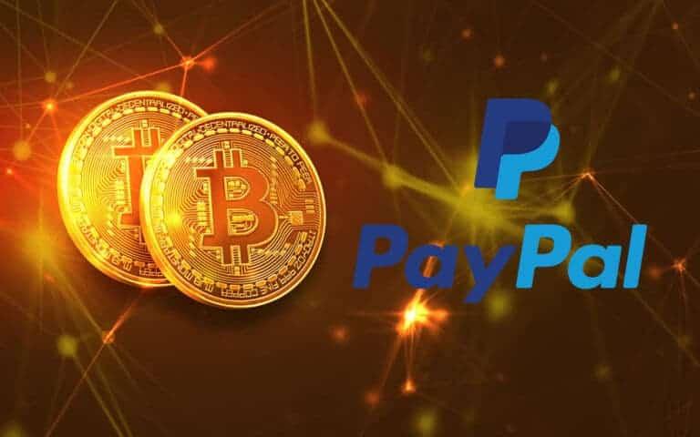 Paypal cryptomonnaie