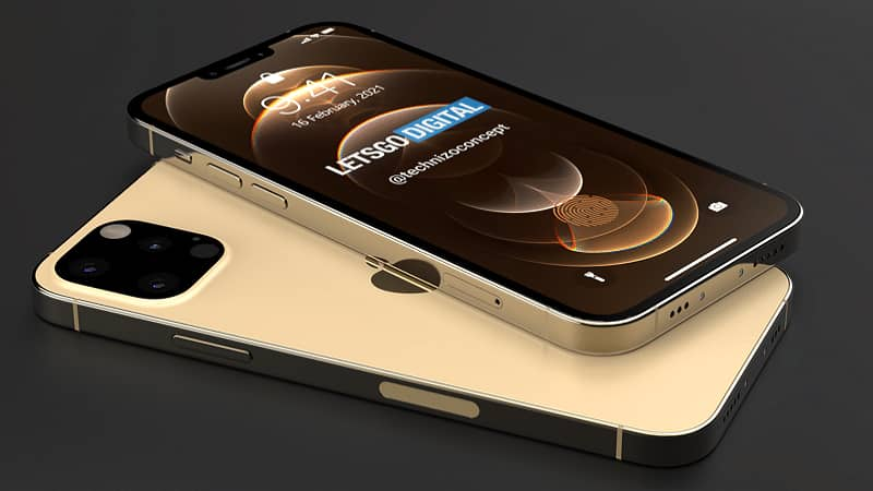 iPhone 13 sans port Lightning
