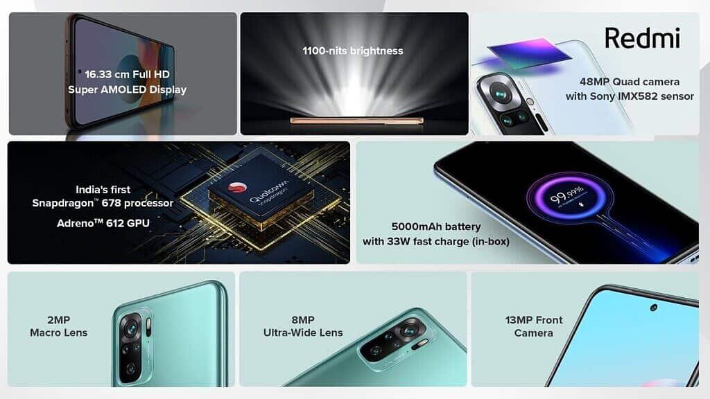 Les Redmi Note 10, Note 10 Pro et Note 10 Pro Max dévoilés : ils ont tout pour plaire