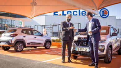 Leclerc propose une voiture électrique en location pour 5 euros par jour
