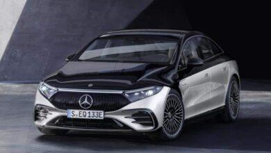 Mercedes EQS : la berline électrique haut de gamme avec 770 km d'autonomie