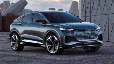 Audi Q4 e-tron : le SUV compact 100% électrique sera disponible en juin