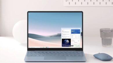 Windows 10 : Microsoft ajoute un widget Actualités et météo