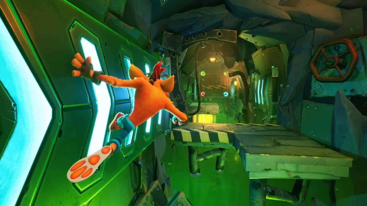 Crash Bandicoot 4 gameplay 2