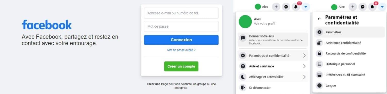 Transférez vos publications et notes Facebook vers Google Docs ou WordPress sur ordinateur