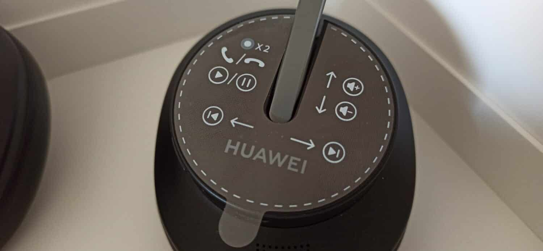 Huawei FreeBuds Studio raccourcis LCDG