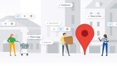 Google Maps indique les entreprises respectueuses de l'environnement 2