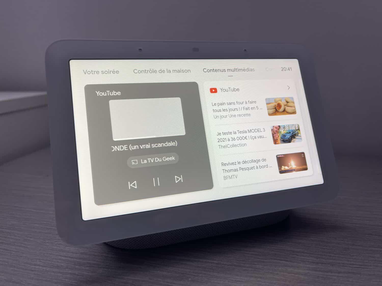 Google Nest Hub 2e Gen Youtube