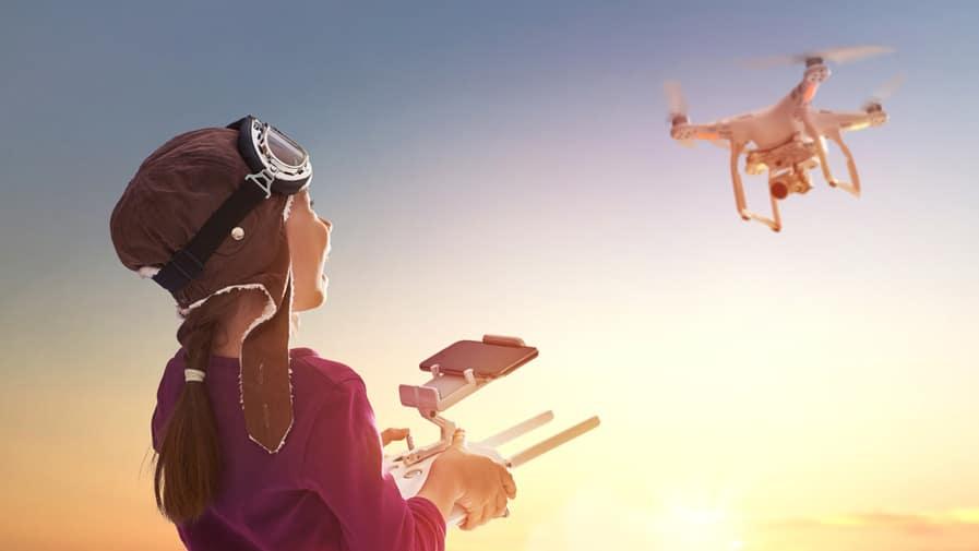 Drones de loisir : quelles réglementations ?