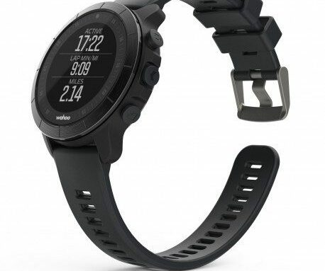 Montre GPS Wahoo Elemnt Rival product presentation