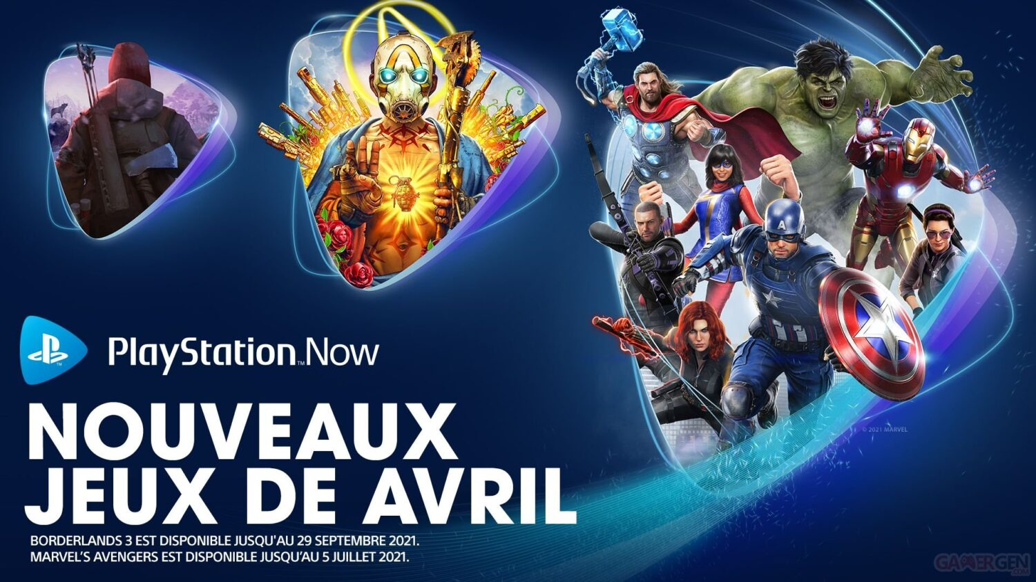 PlayStation-Now-avril-2021-jeux-borderlands-marvels-avengers