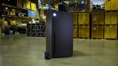 Microsoft va sortir un mini-frigo en forme de Xbox Series X