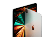 apple ipad pro 2021