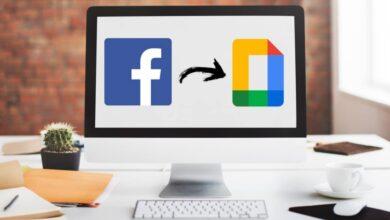 Transférez vos publications et notes Facebook vers Google Docs ou WordPress