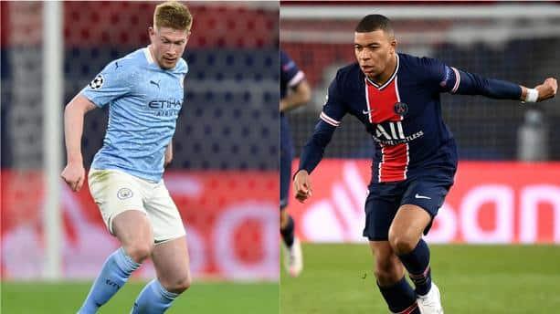 PSG - Manchester City : Regarder le match en direct et en streaming – Ligue des champions