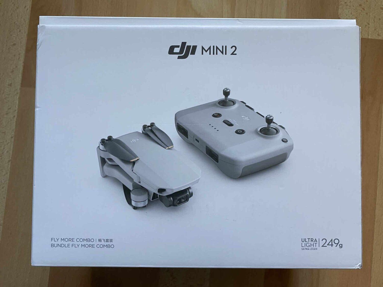 Test - DJI Mini 2 : le drone compact de référence
