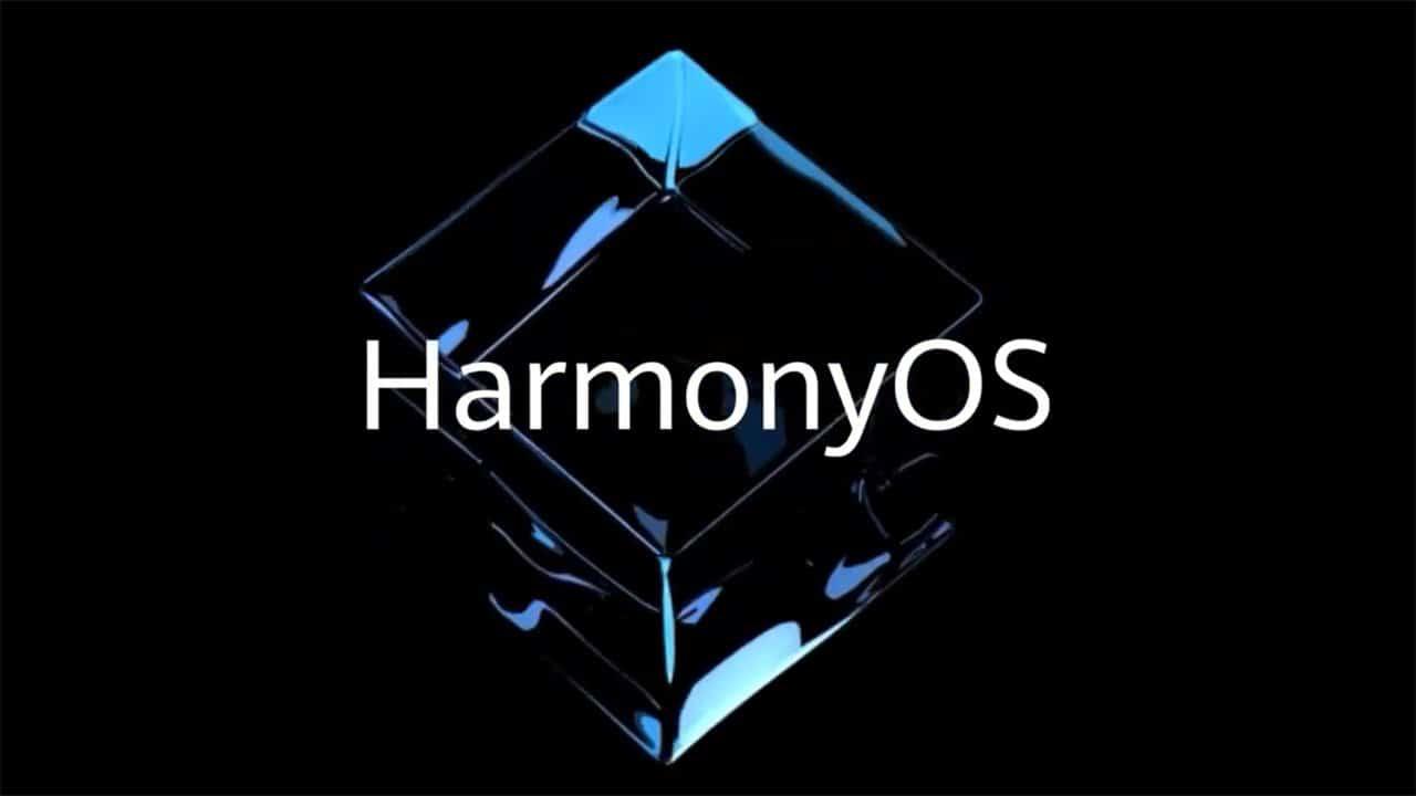 Logo HarmonyOS Huawei