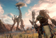 horizon zero dawn gratuit PS5 PS4