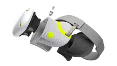 HTC Vive Air : un nouveau casque VR pour sportifs