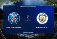 PSG - Manchester City : Regarder le match en direct et en streaming – Ligue des champions