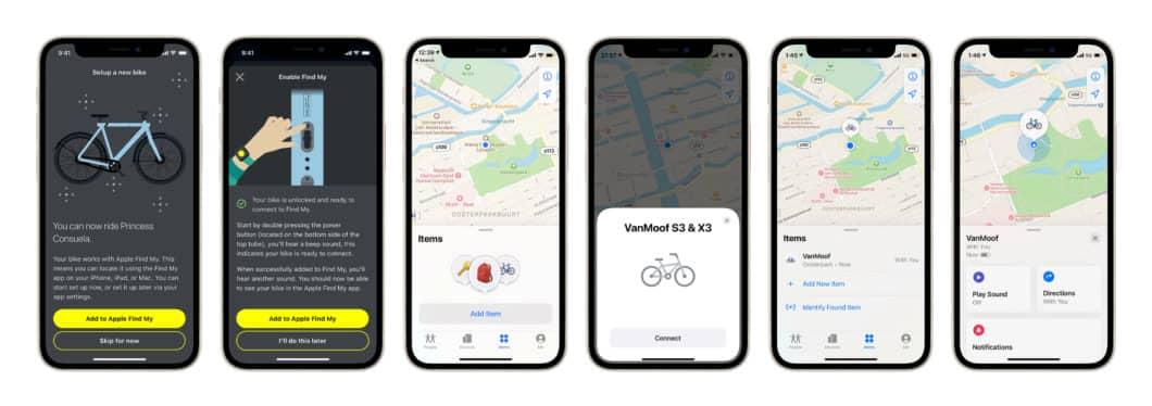 Apple ouvre enfin la fonction « Localiser » aux appareils tiers