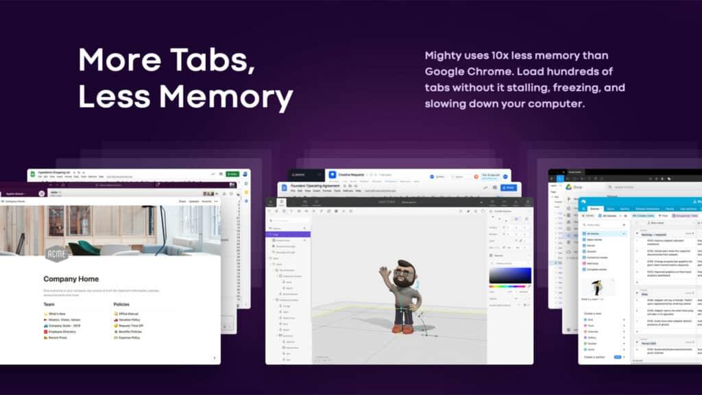 Mighty : Google Chrome dans le cloud pour réduire les lenteurs