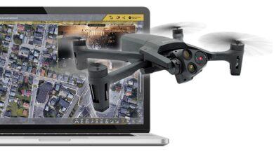 Parrot et High Lander renforcent l'automatisation des flottes de drones